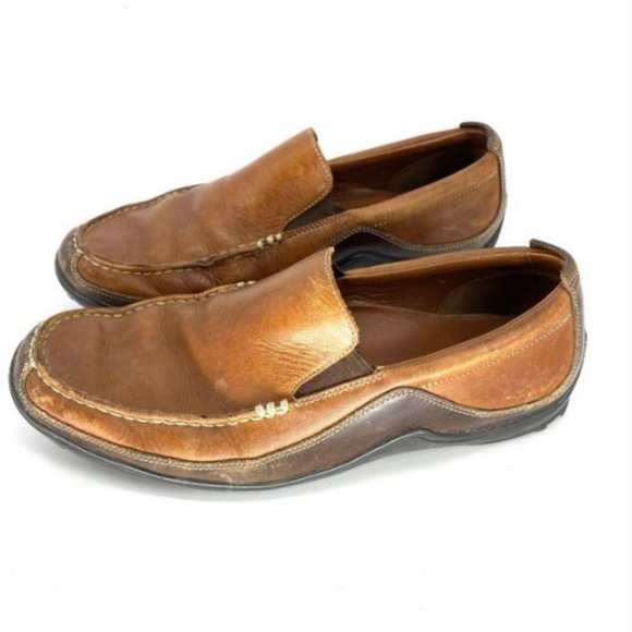 Cole Haan Shoes   Vibram Sole Loafers